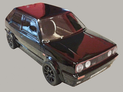 Retro Rc Bodies 187 Vw Golf Ii
